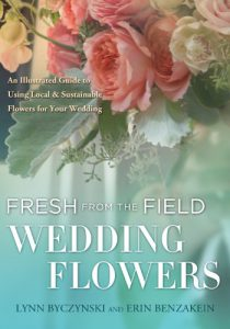 """""""Fresh from the Field Wedding Flowers"""" by Lynn Byczynski & Erin Benzakin, proud to have one of our LynnVale Studios bridal bouquets featured."""