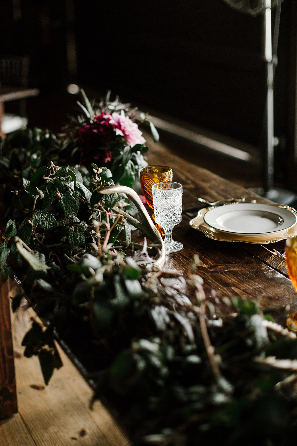 flowers by LynnVale Studios, photo by We Laugh We Love