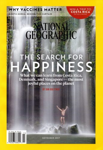 """National Geographic - """"Grown at Home"""", flowers by LynnVale Studios, November"""