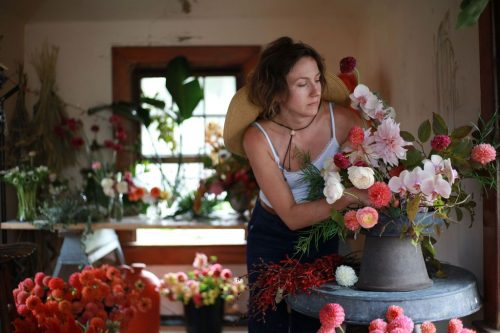 Jenn Pineau of Nature Composed